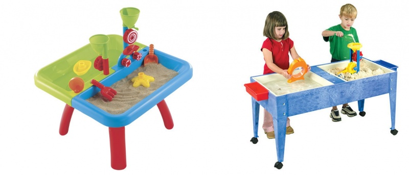 File:Plastic or wood sand and water table.jpg